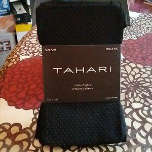 NWT Tahari tights